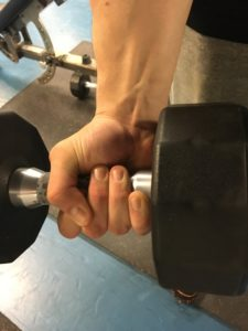 Dumbbell Grip