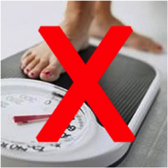 Say No to the Scale