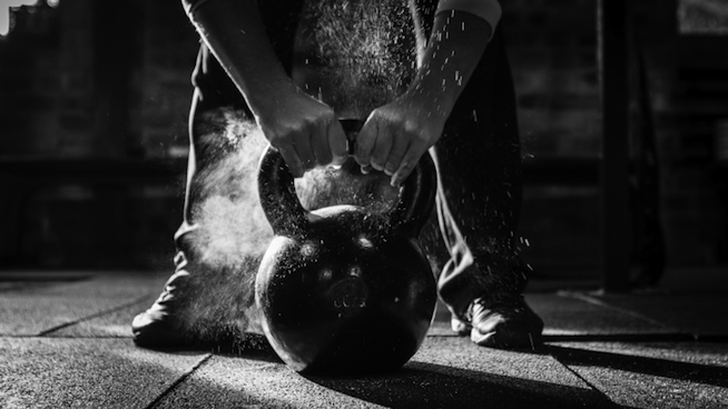Its a Kettlebell, Not CrossFit